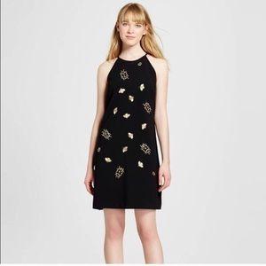 Victoria Beckham Target Bug Shift Dress NWT medium